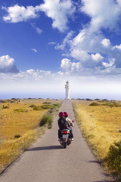 Formentera, Spain. Feeling like Paz Vega in the movie: Lucía y el Sexo.