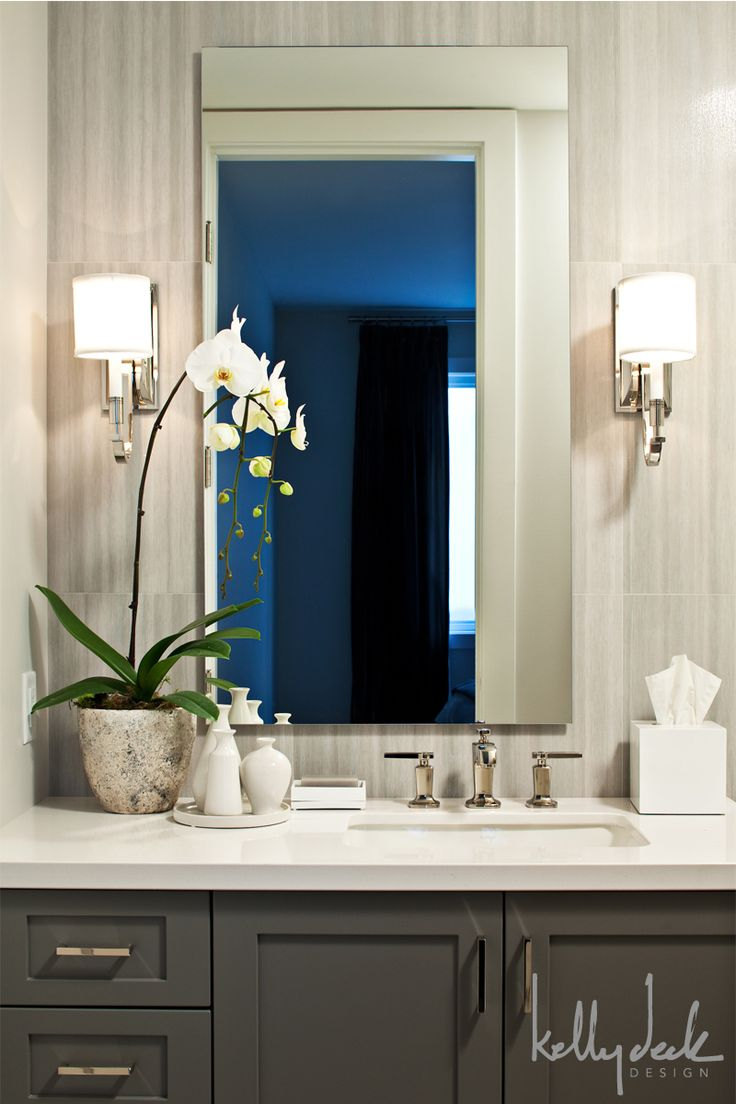 Contemporary condo bath modern bathroom chicago by jill jordan - Find This Pin And More On Modern Bath