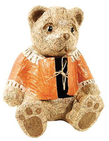 Decopatch teddy bear.