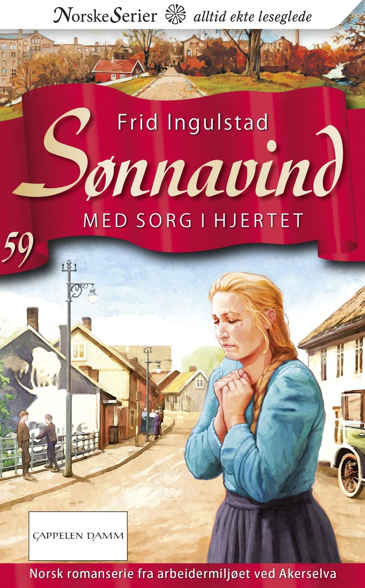 Sønnavind 59 Denne var fin, men trist. / Another book in this series. Good, but sad.