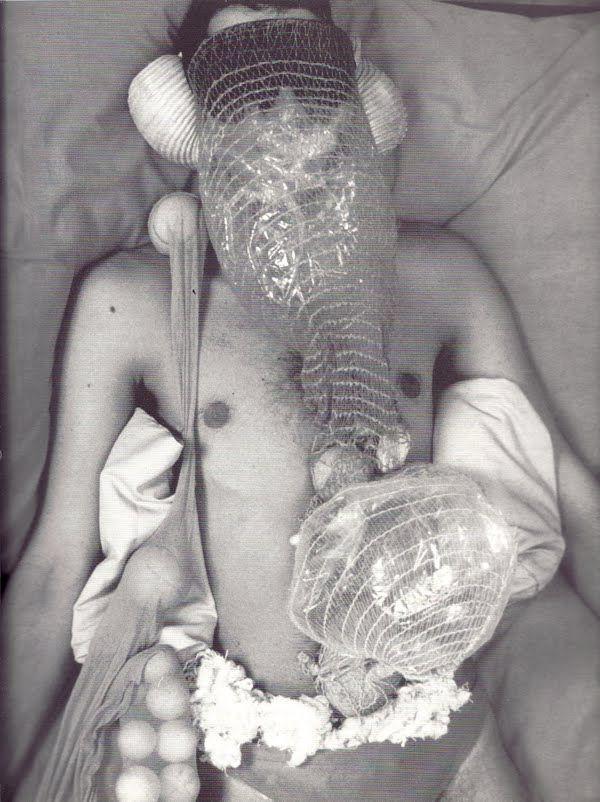 Lygia Clark, Objetos relacionales, 1980