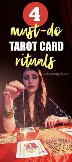 Love tarot? Do you practice these 4 rituals with your tarot cards? Number 3 is my favorite to do with my tarot deck before perform any spreads! I do these with oracle cards too. #tarot #tarotcards #ritual #oraclecards #divination #tarotreading #tips #tipsandtricks #tarotcardstips