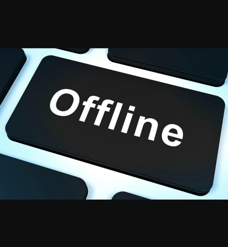 Offline company logo offline tech company logos
