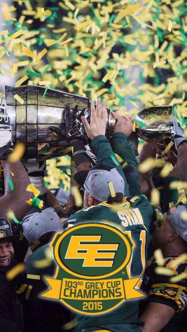 Edmonton Eskimos Grey Cup Champions!