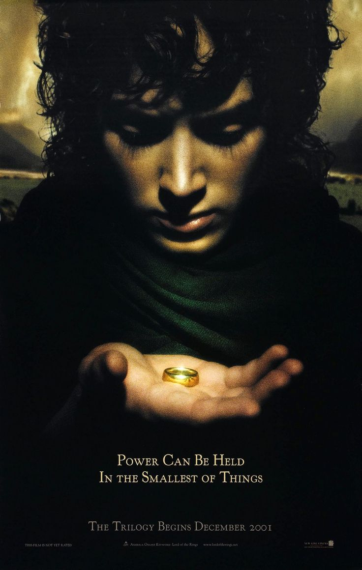 Lord of the Rings Trilogy and the Hobbit are truly epic.  I love the concept that power corrupts no matter if your intentions are good. #Anticorruption #Corruption #Movies