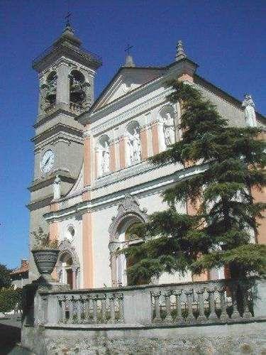 Chiesa di Mornese