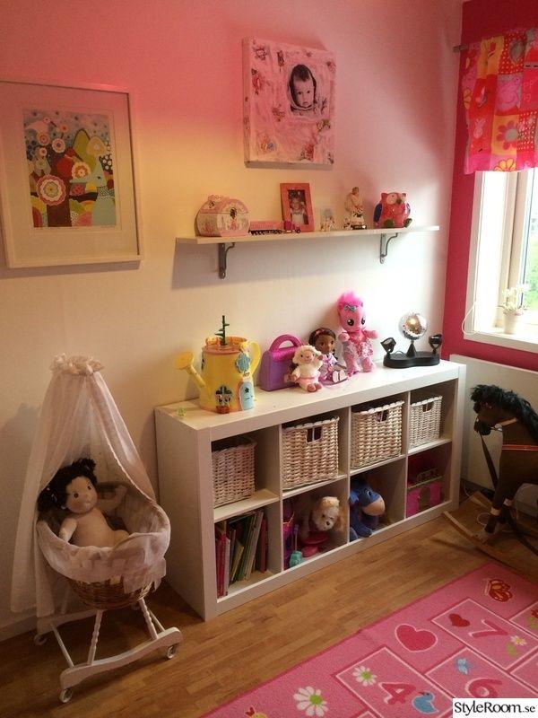 Storage - hylla,leksaksförvaring,barnrum