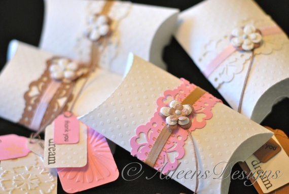 Baby Girl Party Box Favor by aileensdesigns on Etsy, $24.00. Perfect for any event