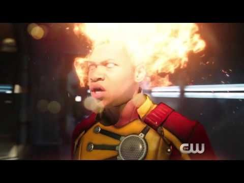"""DC'S Legends of Tomorrow 1x09 """"Left Behind"""" - SARA RETURNS TO THE LEAGUE OF ASSASSINS – Ray (Brandon Routh), Sara (Caity Lotz) and Kendra (Ciara Renée) are s..."""