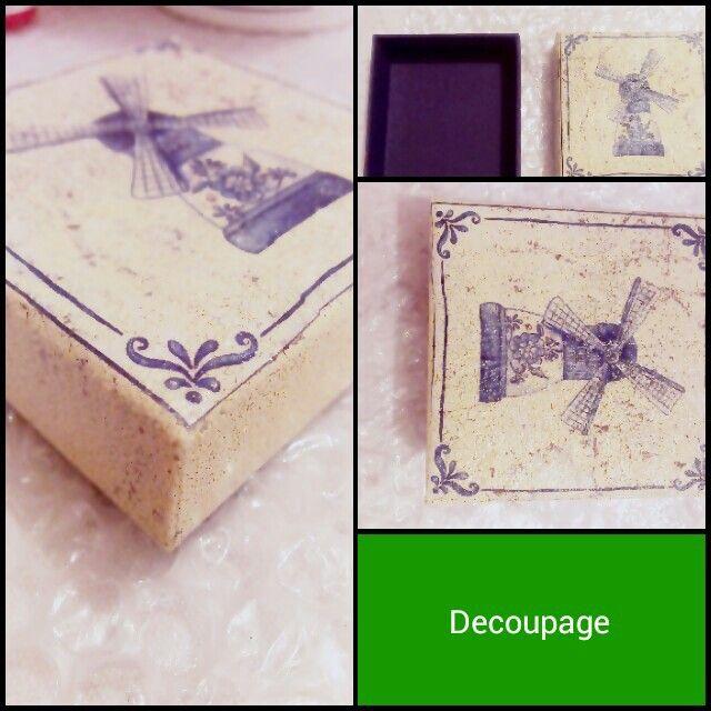 Windmill box