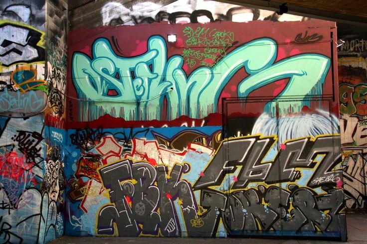 HEKLA, FBK, JOKERZ, BOGS, ENVE and others.The Undercroft, South Bank, London.