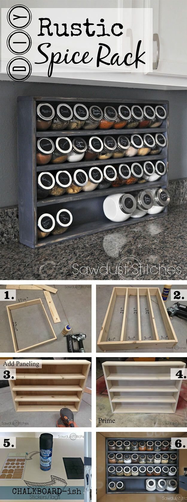36 Best DIY Rustic Storage Projects (Ideas and Designs) for 2017