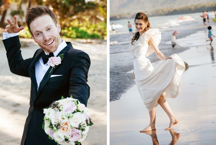 Port Douglas Wedding Photography. Today's the day. Have some fun. www.shaunguestphotography.com.au