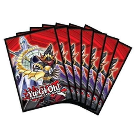 Konami Official Card Supplies YUGIOH Card Sleeves Pendulum Powered Card Sleeves [70 Count] - Walmart.com