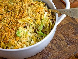 Cabbage Noodle Crunch