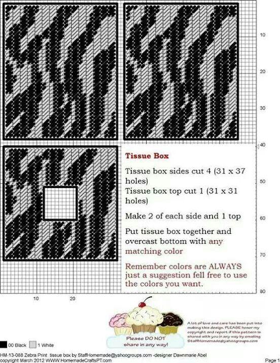 Zebra print tbc