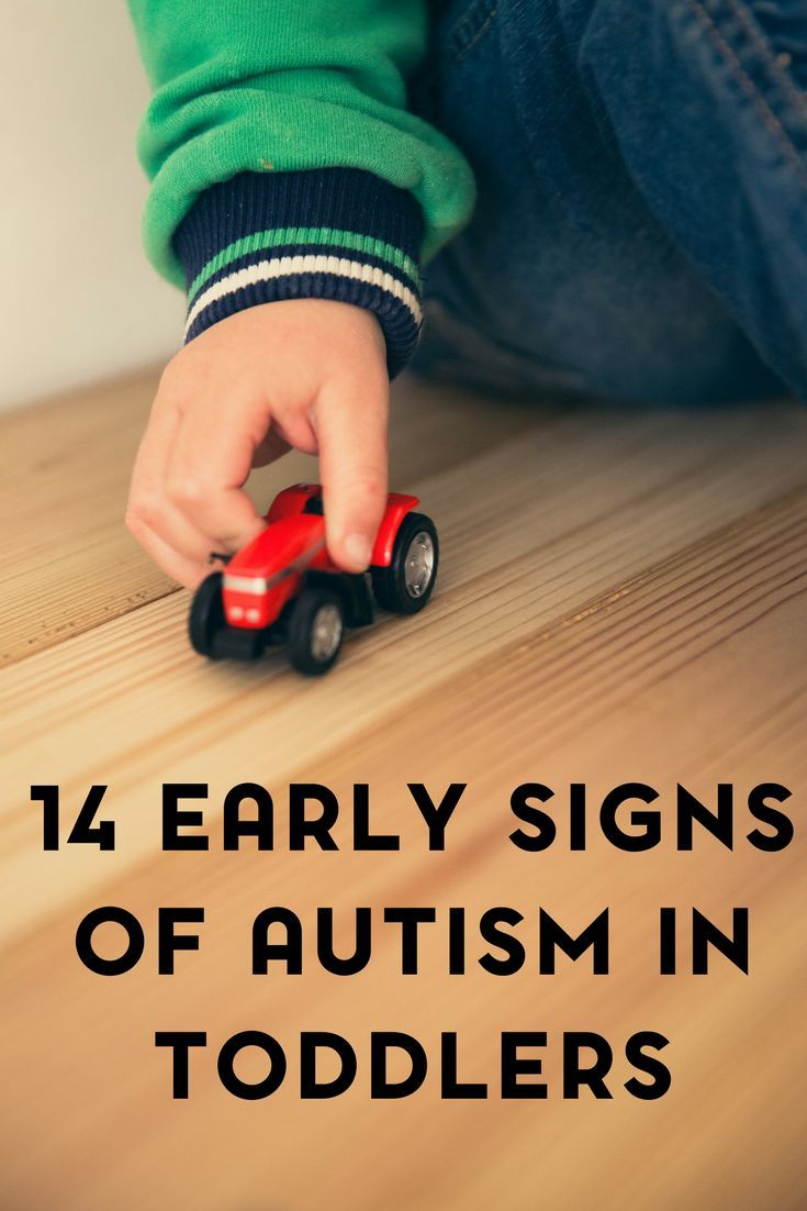 Would you know what to look for when it comes to the early signs of autism?