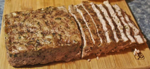 This is a good version of gyro meat. I like to mix in a little ground beef with the lamb. Cooking times are approximate and include resting times. There are a lot of steps but it is easier than it looks. And the end result is worth it.