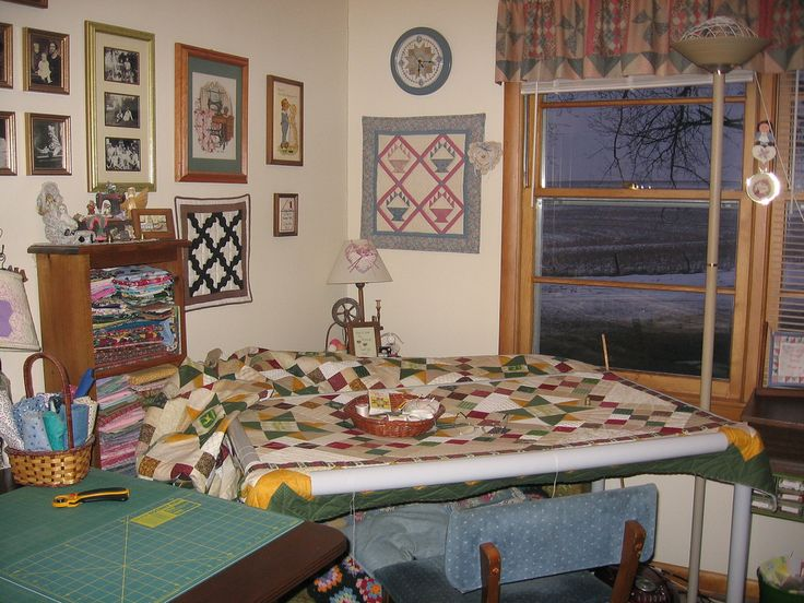 The 823 Best Images About Sewing Rooms Ideas On Pinterest