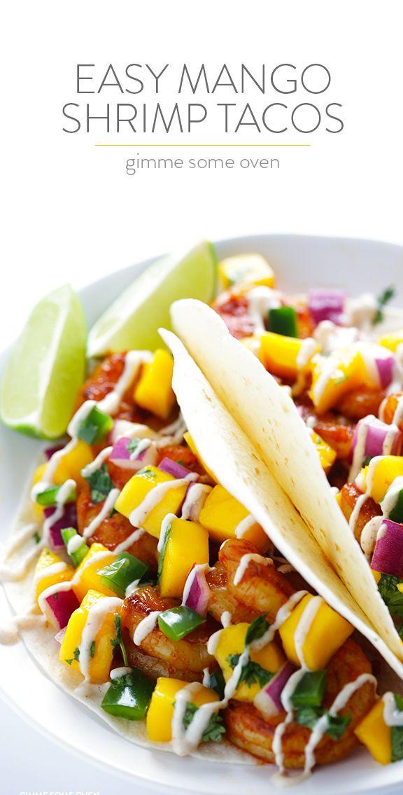 100+ Shrimp Taco Recipes on Pinterest | Tacos, Taco recipe ...