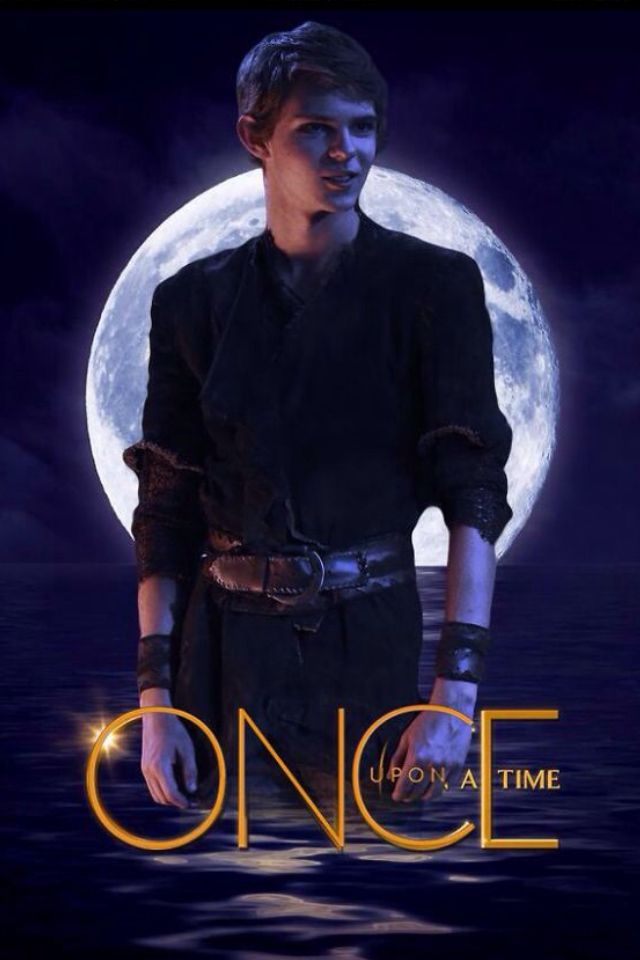 Once upon a Time's Peter Pan- Season 3... I know he is ...