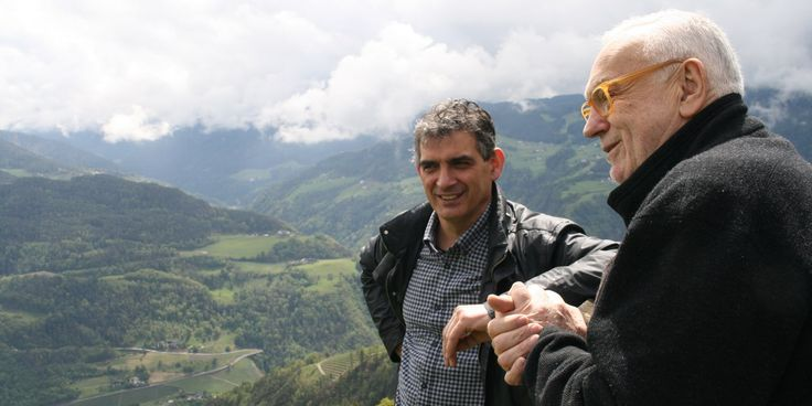 Two chefs, one beautiful and unique part of Italy – see what happened when we whisked Bruno Loubet and Pierre Koffmann off to South Tyrol on a gastronomic whistlestop tour.