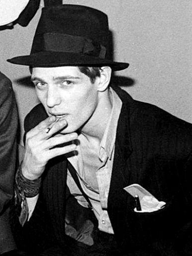 Paul Simonon from the Clash (Lucio inspiration)