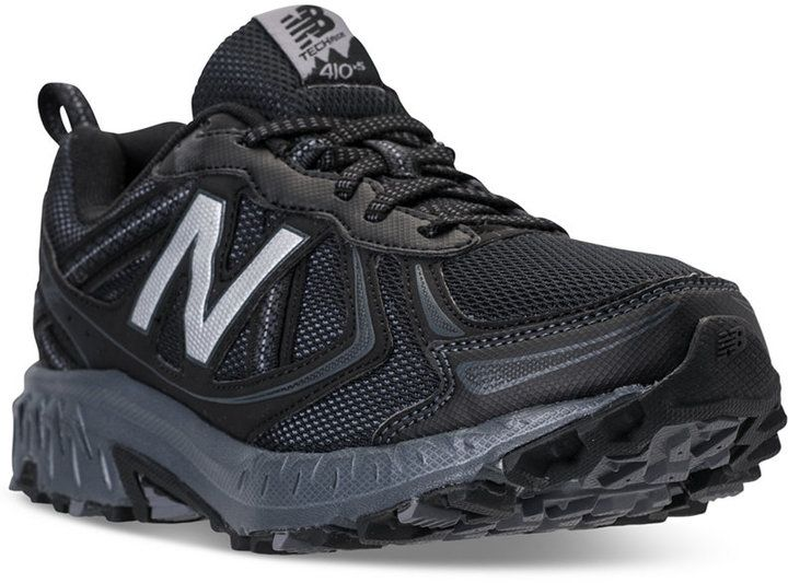 New Balance Men's MT410 V5 Wide Running Sneakers from Finish Line