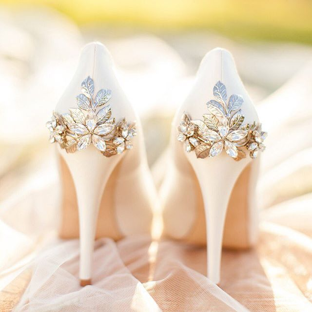 514 best Bridal Shoes images on Pinterest | Bridal shoes, Bridal ...