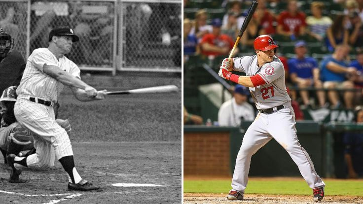 Could Mike Trout really be the next Mickey Mantle? Mantle's son says yes | Sporting News