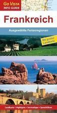 Reiseführer FRANKREICH PICARDIE ELSASS CEVENNEN AKTUELL m. Übersichtskarte 2014