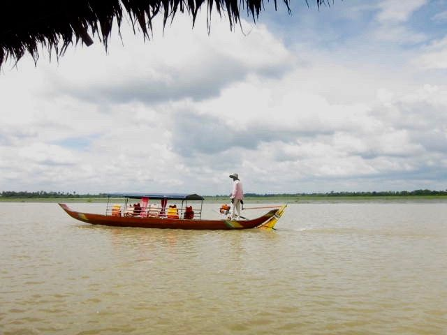 Tonle Bati: Scenic Lake in Cambodia - Go Global Today
