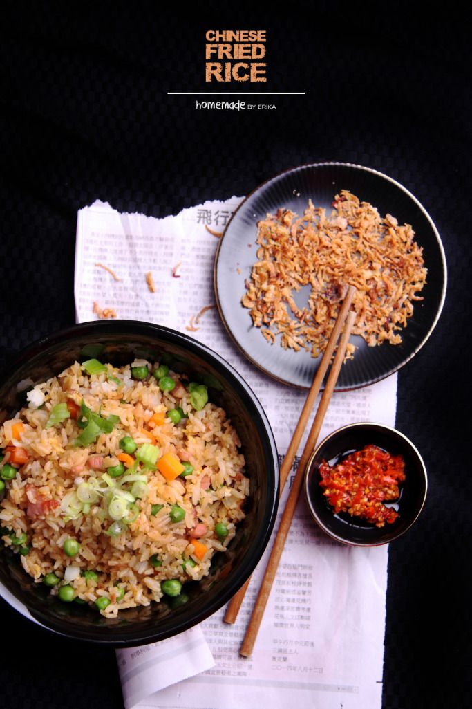 Quick, easy and tasty Fried Rice