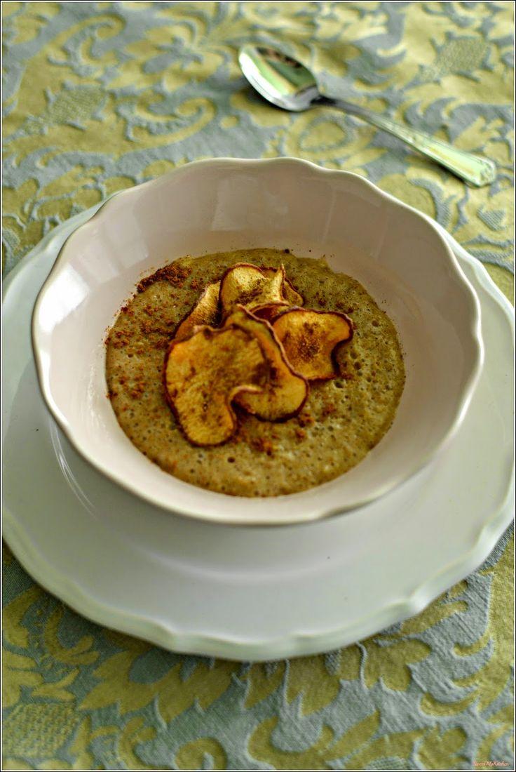 2. Alimentos funcionais – Aveia | Diário de uma Dietista... Papas de aveia com despertar do buda iswari + Panquecas de aveia germinada iswari