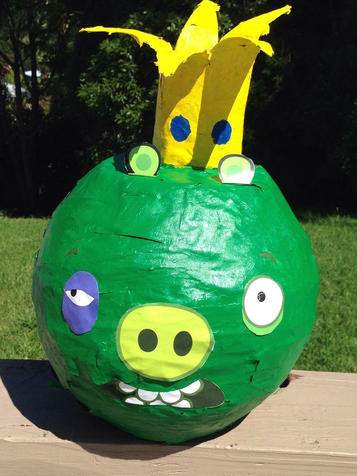 Angry Birds - King Pig Piñata