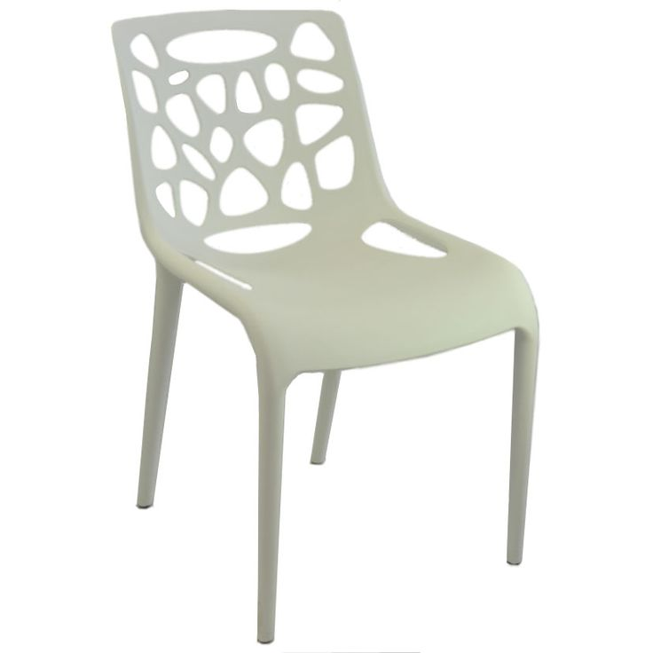 Italian designed, the Pebble Chair continues the trend for  monobloc polypropylene designer chairs. Extremely comfortable and hard  wearing, stackable, suitable for indoors and out, and available in a  range of fashion colours, they capture the imagination with their open  organic design. NB: This product must be ordered as a minimum of 4 items Features      Pebble Chair is made from uv stabilised polypropylene.     Available in a choice of white, red, green or black.     Stackable…