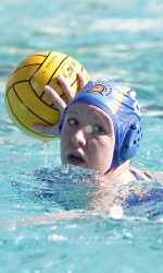 Timi Molnar MPSF Women's Water Polo Player Of The Week #spartansports #sjsu #sjsuwomenswaterpolo