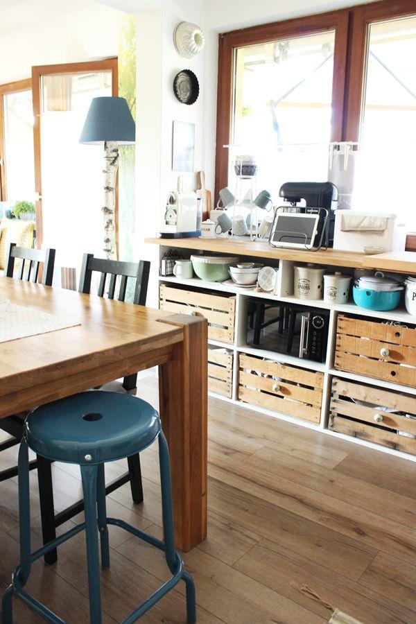 Více než 25 nejlepších nápadů na Pinterestu na téma Sideboard - neue türen für küchenschränke