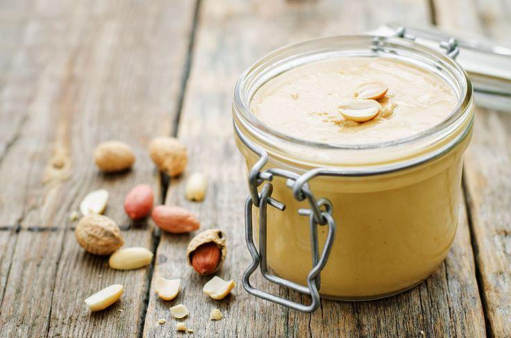 4. Klasyczne masło orzechowe