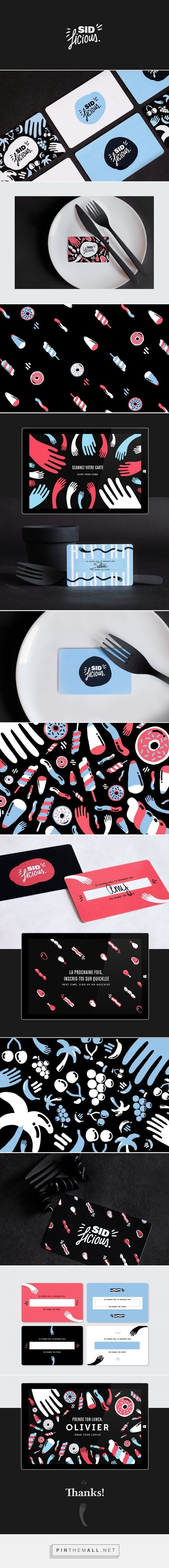Sid Licious Bistro by Sid Lee on Behance