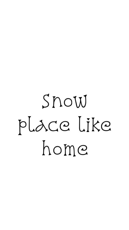 Winter Quotes Instagram Captions Ideas Snow Place Like Home Clever Pinned By Me