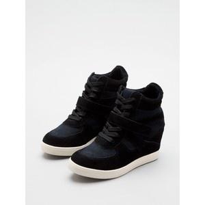 Steve Madden Wedge Tennis Shoes. Cute!!!