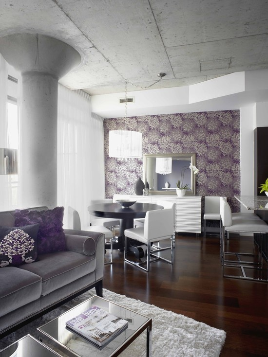 Living Room Ideas Purple And Grey 82 best home // purple rooms images on pinterest | home, living