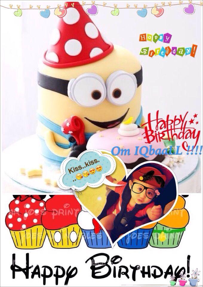 Say Happy Birthday Uncle Iqbal..