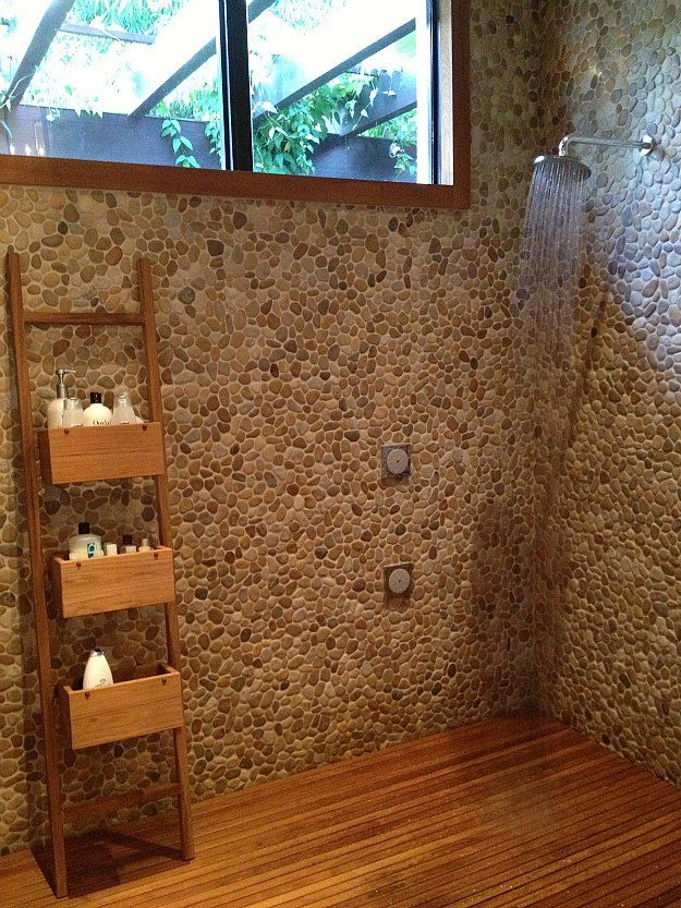 1000  ideas about Stone Shower Floor on Pinterest   Small bathroom showers  Master bath shower and Small bathroom makeovers. 1000  ideas about Stone Shower Floor on Pinterest   Small bathroom