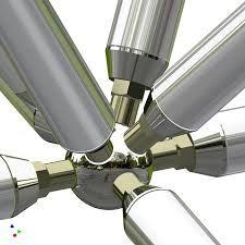 Image result for dàn không gian