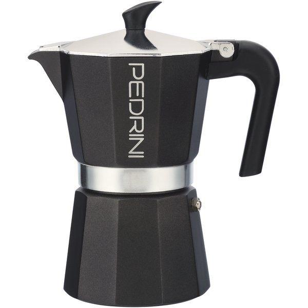 Pedrini Espresso Maker 6 Cup