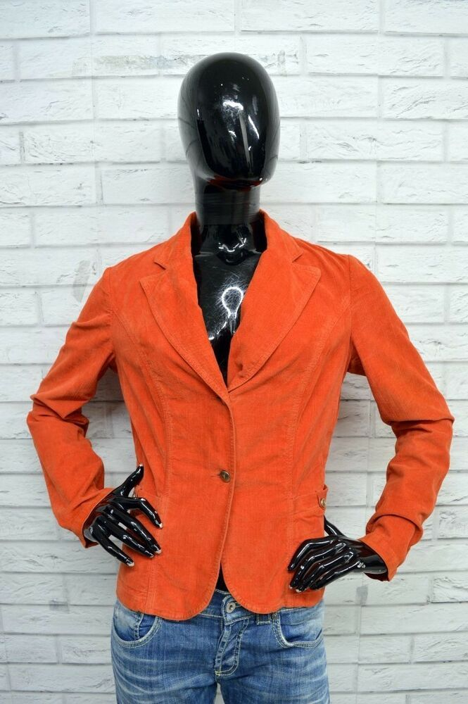 reputable site cc9cc b6a51 Giacca Donna TRUSSARDI Taglia 42 Jacket Woman Blazer a ...