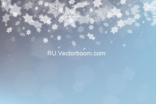 Как создать векторный Рождественский фон в Adobe Illustrator - Уроки - RU.Vectorboom