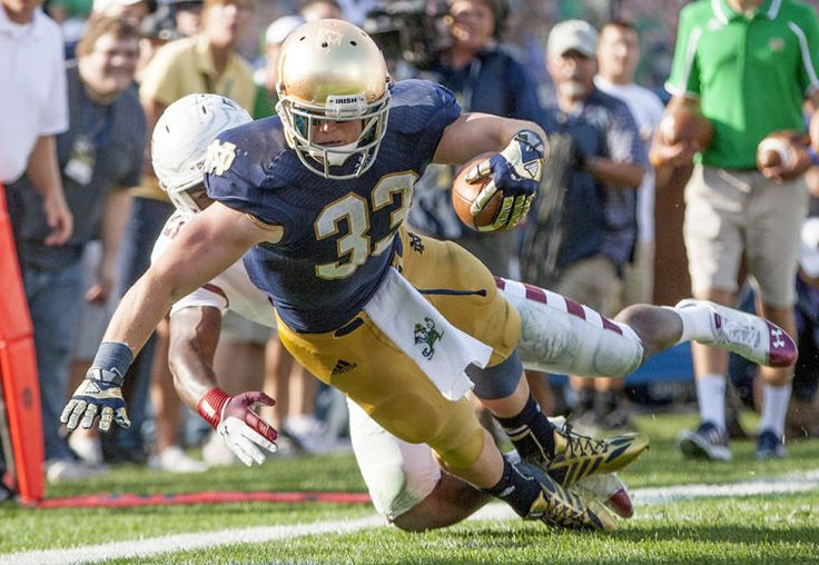 Cam McDaniel fav ND player!